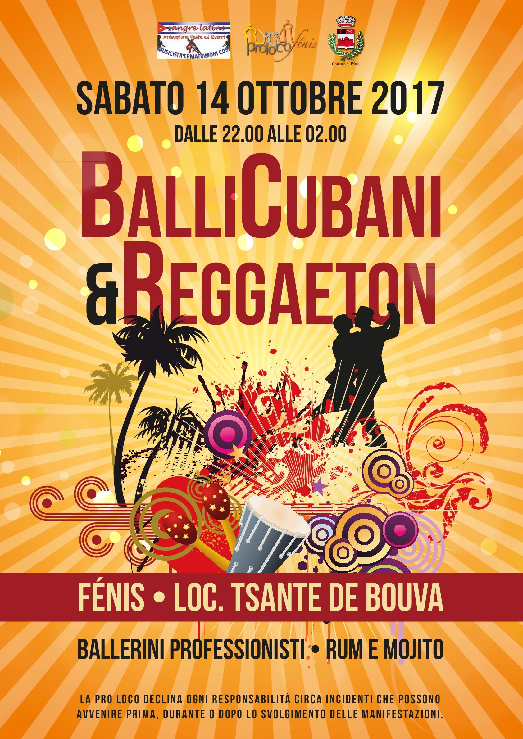 festa cubana aosta musica latina